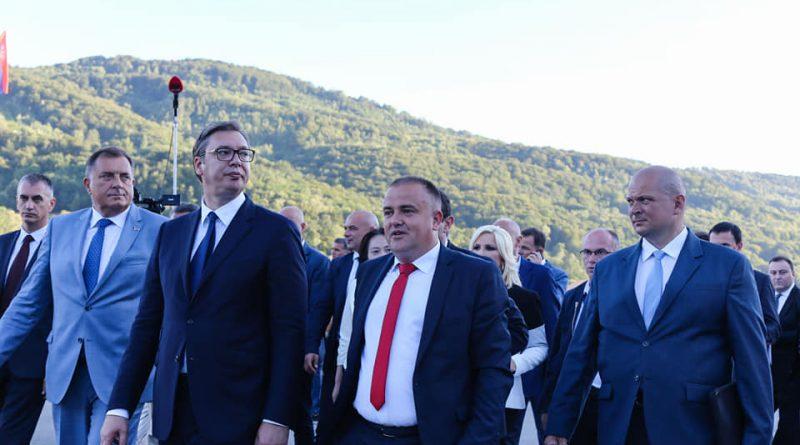 """НОВИ АУТО-ПУТ """"МИЛОШ ВЕЛИКИ"""" ЈЕ НА ПОНОС ЦЕЛЕ СРБИЈЕ"""